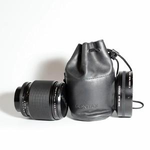 康泰时 MP60 2.8 1:1微距镜头,成色好,原厂金属遮光罩、皮套