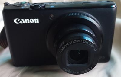 佳能 S95博秀—准专业带调节环的数码相机