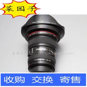 佳能 17-40 广角 红圈 EF 17-40mm f/4L USM