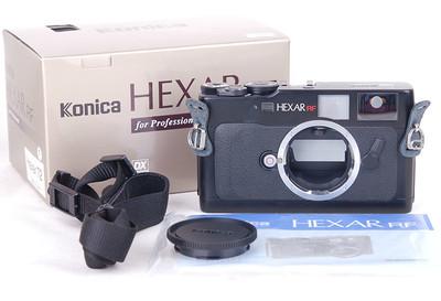 特价全新柯尼卡 Hexar 72  M口半格相机限量50台  #jp17896