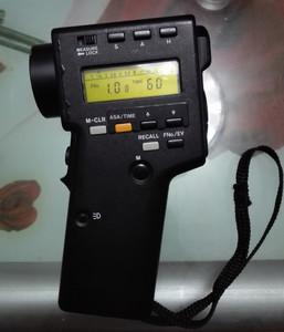 美能达 Minolta Spotmeter M 1度 点测 测光表