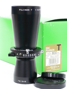 99新 富士 Fujifilm T 600 大画幅 望远头 远射利器 带原箱