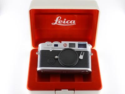 徕卡 LEICA M7 银色 0.72 机身
