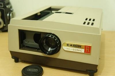 CABIN [ 卡宾 ] 幻灯机