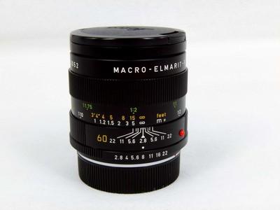 徕卡 Macro-Elmarit-R 60 / 2.8