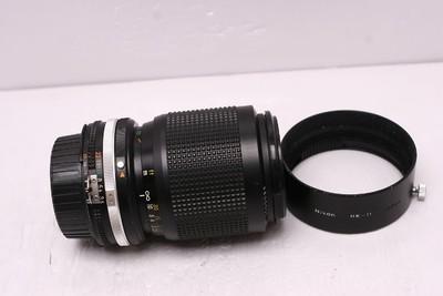 尼康ais35-105mm3.5-4.5 尼康35-105 尼康 35-105 手动 带光罩