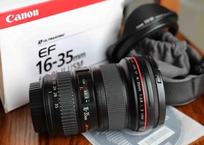 佳能 EF 16-35mm f/2.8L USM  2代