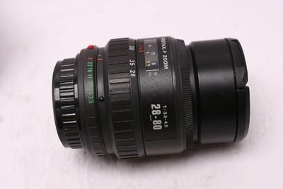 宾得F28-80mm3.5-4.5 宾得28-80/3.5-4.5 宾得 28-80 宾得28-80