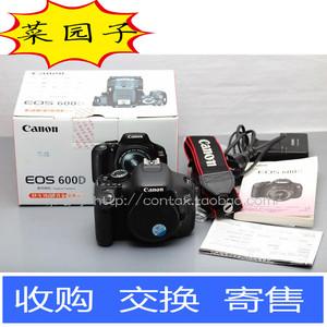CANON 佳能 600D 数码相机 美品成色