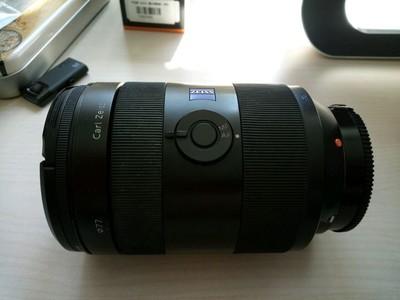 包装附件齐全索尼 Vario-Sonnar T* 24-70mm f/2.8 ZA SSM