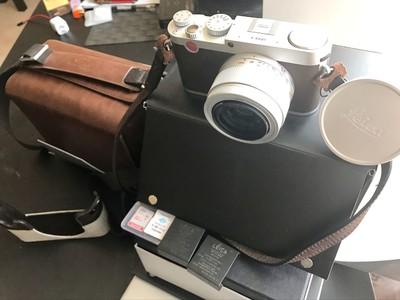 莱卡徕卡leicaXtyp113相机套装国行全新
