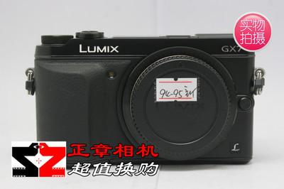 松下DMC-GX7 单机 高分EVF 翻转屏 超强摄像 不输G7 G6 GH3 EM5