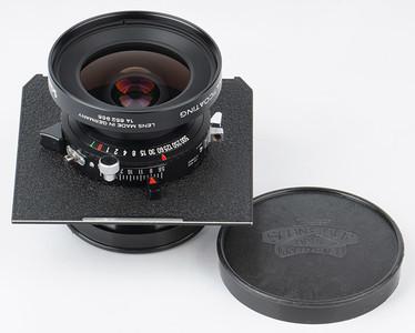 极新 施耐德Schneider Super-Angulon 65/f5.6 MC 大画幅座机镜头