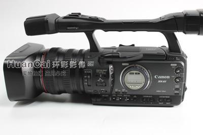 二手Canon/佳能 XH A1 xha1 高清磁带机 专业级 换收 租赁送包