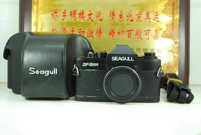 MD口 海鸥 DF-2ETM 135胶卷机械单反相机 可置换 收藏道具模型