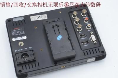 新到 9新左右 视威SWIT S-1071H 广播级液晶监视器 编号7746