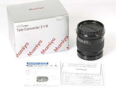 玛米亚m645 TELECONVERTER 2X N 增距镜头 #HK7138X