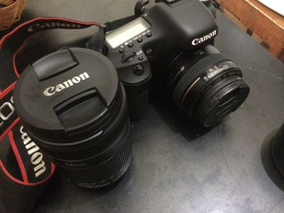 佳能 7D+50mm 1.4L+18-135mm