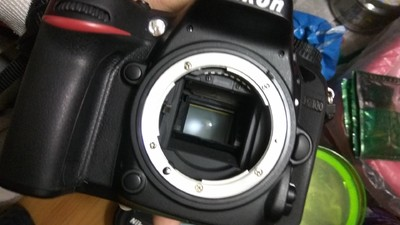 尼康 D7100+35-1.8G