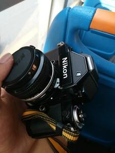 Nikon F2 Photomic S  尼康f2s 机械之皇 成色很棒
