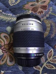 出95新图丽28-80mm3.5-3.6自动变焦镜(宾得口)