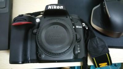 尼康 D7200