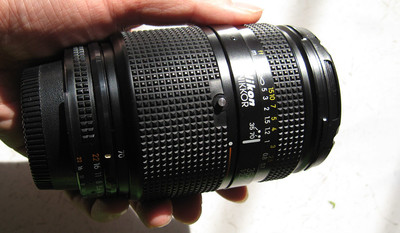 尼康nikon AF 35-70 f2.8恒定大光圈全幅自动镜头专业变焦2238