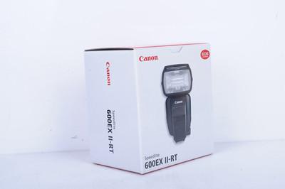 全新Canon佳能 600EX II-RT 二代机顶闪光灯适用于5D36D
