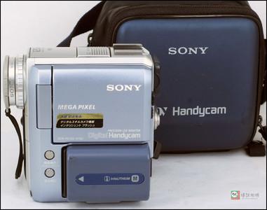 索尼 PC105E 数码摄像机 磁带机