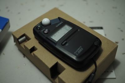 L-308S全新测光表