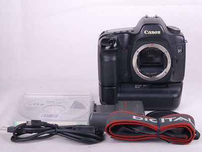 【全画幅】Canon佳能5D 带手柄 #jp18003
