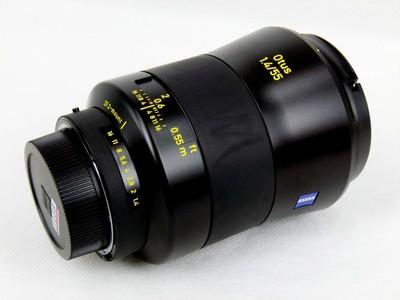卡尔·蔡司 Otus 55mm f/1.4 ZF.2手动镜头