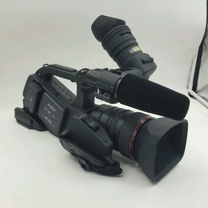 佳能 XL H1A专业3CCD摄像机 婚庆 广电 首选肩扛摄像机
