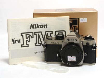 尼康/Nikon FM2/T 单反相机 鈦版 *超美品连盒*