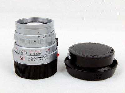 徕卡Leica Summicron-M 50 /2银色虎爪