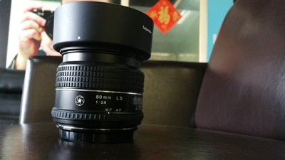 禄莱 HFT PQS 80mm f/2.8 Schneider