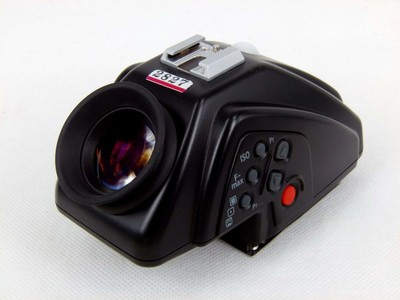 哈苏 503CW用PME45测光顶