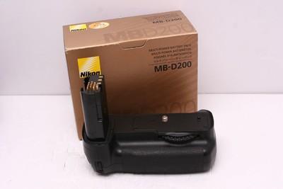 尼康MB-D200手柄 尼康 MB-D200 尼康D200手柄 尼康MB-D200 成色好