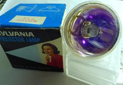 一个日本24V250W灯杯(杯泡)放大机,投影仪,电影机,幻灯机等使用