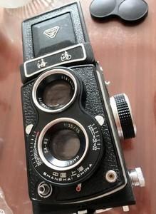 4A双镜头120胶卷相机