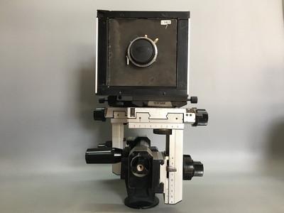 仙娜单轨大画幅相机