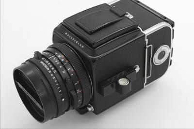 哈苏 Hasselblad 500 C/M+CF80/2.8+A12最新款后背