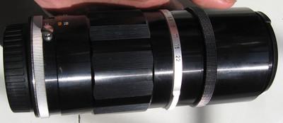 佳能Canon FL 200mm F3.5手动长焦人像定焦远摄镜头EF卡口