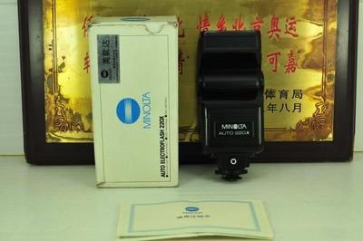 美能达 auto 220X 闪光灯 低压灯 数码单反相机 通用