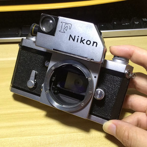 Nikon F Nikon/尼康 F 大f 胶片测光顶 专业单反胶片相机