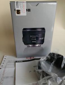 【已出】佳能 35mm f/2 IS USM