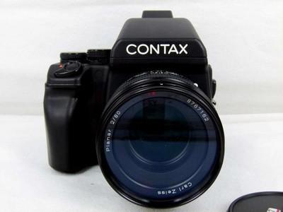 康泰时Contax 645 带80/2套机