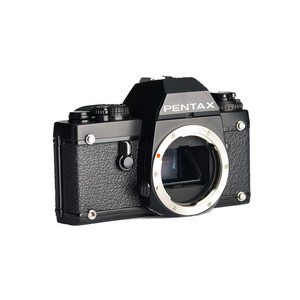 宾得 PENTAX LX 后期款 + 日期后背 专业胶片单反相机