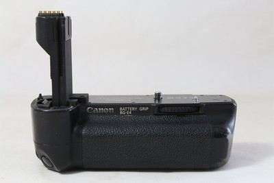 75新二手 Canon佳能 BG-E4 单反手柄 适用于5D(T12410)【津】