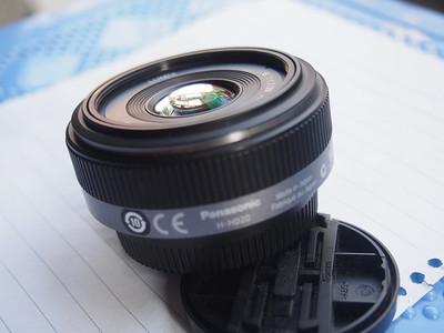 松下 Lumix G 20mm f1.7 一代